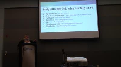 Nile Flores – Avoiding Bloggers Block