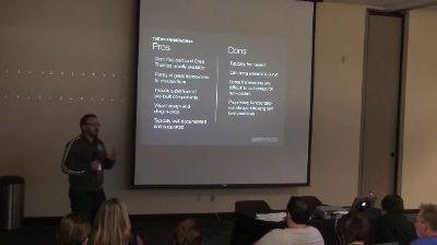 David Albert: Creating Themes
