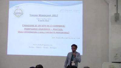 Dario Paschetta: Creazione di un sito di e-commerce: prontuario giuridico – pratico