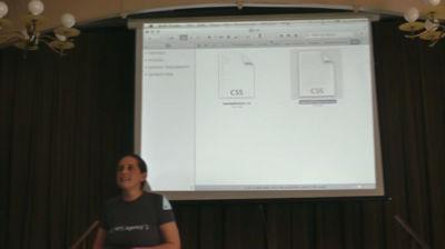Tracy Rotton: CSS Preprocessors + WordPress