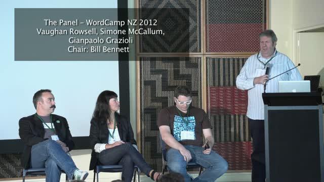 NZ Panel - Online business in 2012, part 1