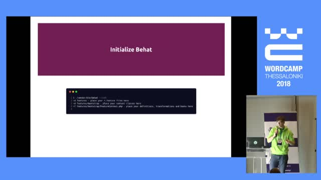 David Remer: Using acceptance tests in your plugin