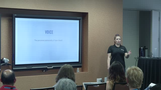 Laura Strader: Designing a Conversation- An Intro to UX Writing