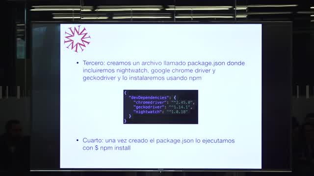 Eric Zeidan: Aprendiendo a realizar tests automatizados para Front y Back-End