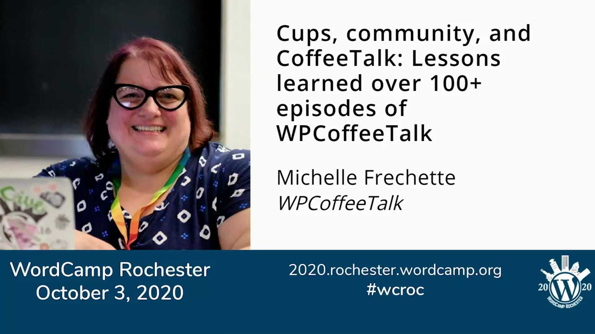 Michelle Frechette: Cups, Community, and CoffeeTalk: Lessons Learned Over 100+ Episodes of WPCoffeeTalk