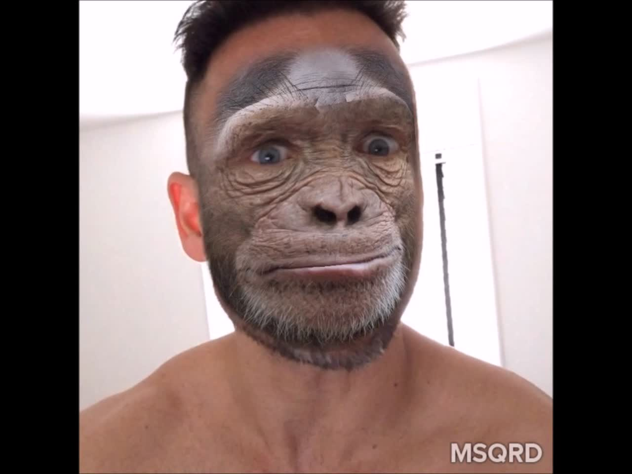 You tube naked ape