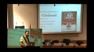 Mario Peshev: WordPress Setup for Large Projects