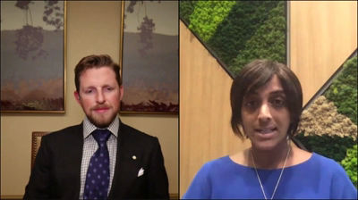 Matt Mullenweg, Monisha Varadan: Fireside Chat with Matt Mullenweg