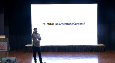 Jitesh Patil: WordPress Cornerstone Content – The Right Way
