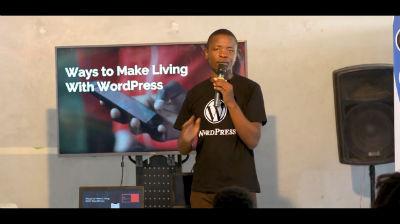 Emmanuel Chekumbe: Making a Living With WordPress
