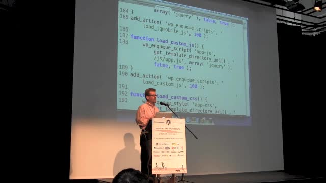 Brian P. Hoke: jQuery and WordPress: Enhancing Sites with Client-Side Scripting