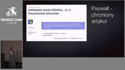 Maria Górska: Zarabiaj na swojej wiedzy - sprzedaż treści premium na WooCommerce