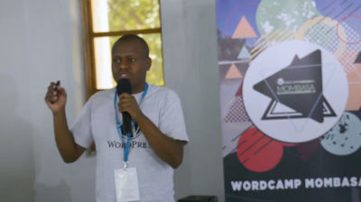 Patrick Evans Mwachugu: Developing WordPress Projects For Large Organizations