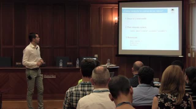 Jose Manuel Arce: Mejora la indexación de WordPress