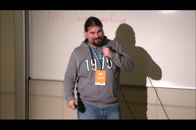Michał Smereczyński: O bezpieczeństwie WordPressa z perspektywy admina