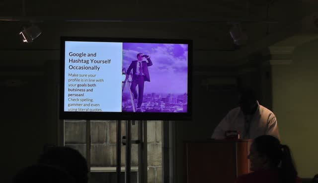 William Jackson: How to be Dope and Lit on Social Media – Be an Online Community Activist