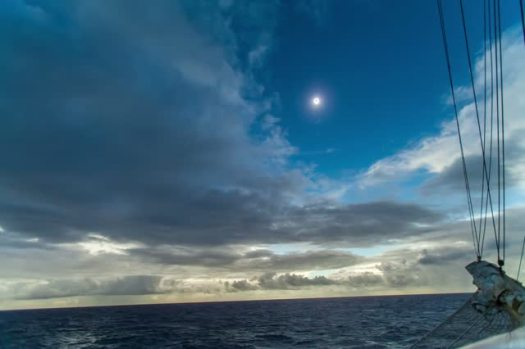 The Eclipse in Time-Lapse – The Amazing Sky
