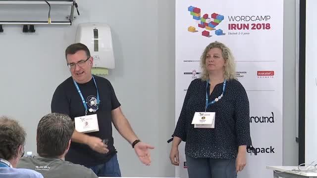Roberto Miralles y Mercedes Romero: Aventuras y desventuras de dos emprendedores digitales o cómo vivir de WordPress