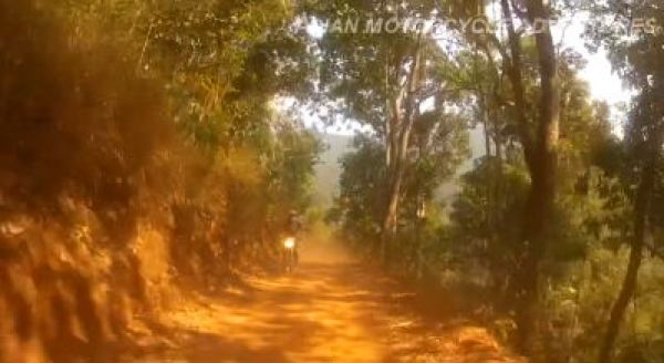 The Old Elephant Trail Off-Road Motorcycle Tour