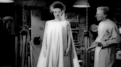 Jo Gabrielu0027s -Fable Honey  sc 1 st  The Last Drive In & Bride of Frankenstein (1935)u0026 The Mummy(1932) u201cWe Belong Deadu201d A ...