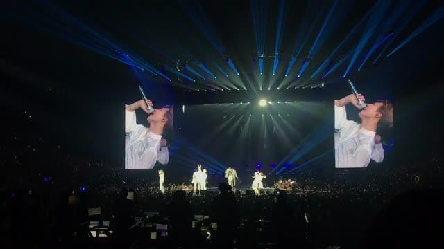 MaryMeKpop: My BTS 'Love Yourself' concert experience~ – MaryMeKpop