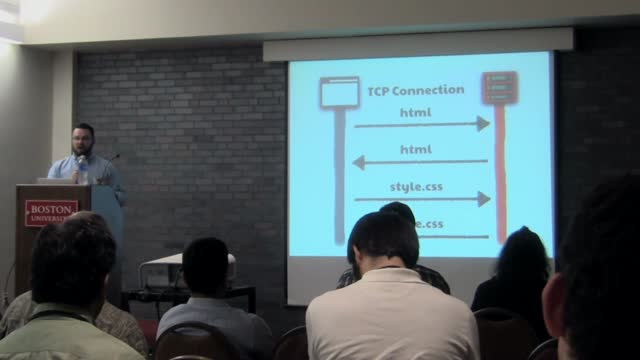 Zack Tollman: HTTP 2 and You