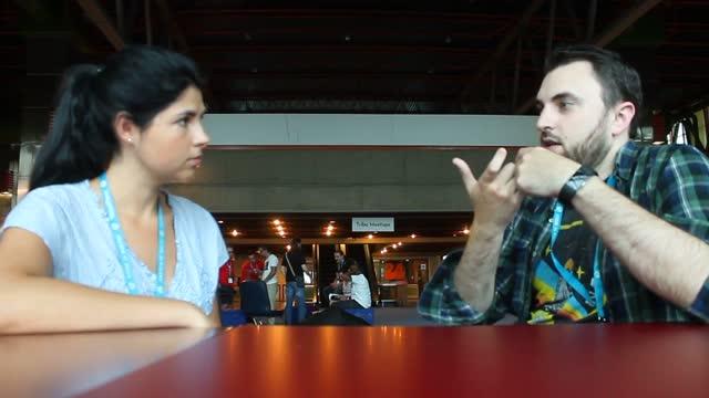 Sabrina Zeidan interview Jonathan Harris about WordPress Multisite