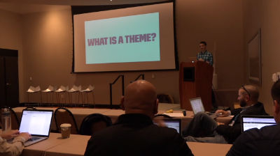 Caleb Burks: Child Themes and the Template Hierarchy