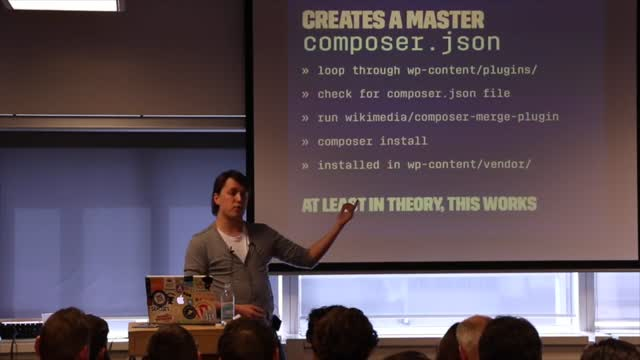 Coen Jacobs: The Love-Hate Relationship Between Composer and WordPress