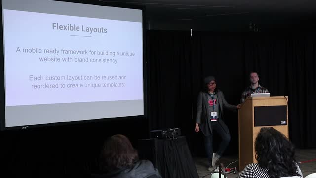 Kurtis Shaner and Vajaah E. Parker: Intentional Flexibility - Using ACF to Build an IA Driven WordPress Custom Theme