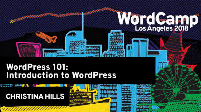 Christina Hills: Beginner's Day- WordPress 101