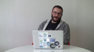 Luca Tumedei: La mia storia da WordPress Contributor