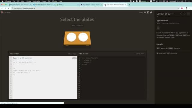 Andrés Arias: Pruebas de Aceptación en WordPress utilizando Cypress.io
