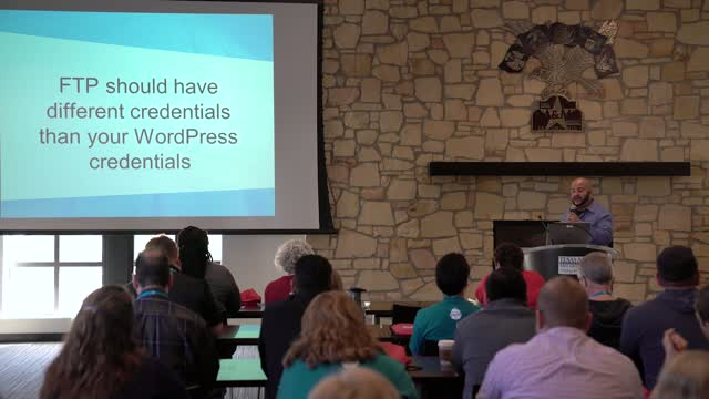 Isaac Castillo: Steps To Secure Your WordPress Site