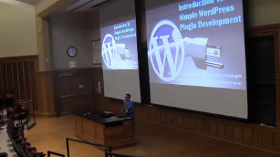 Bruce L Chamoff: Making Plugin Development Easy