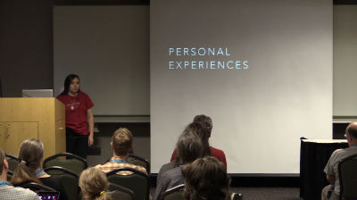Melodie Laylor: Getting People to Give You Money Via WordPress