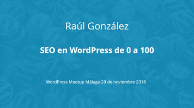 SEO en WordPress de 0 a 100