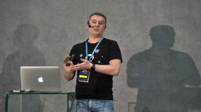 Olexiy Fedorov: WordPress как платформа для построения любых сайтов и сервисов
