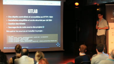 Stéphane Hulard : WordPress, Git et l'intégration continue