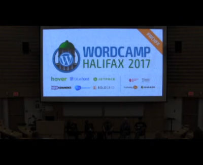 Christina Varro, Meagan Hanes, Mike Tanner, Shelly Peacock, Brian Rotsztein: WCHFX 2017 Panel: Rocking A WordPress Business