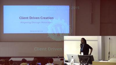 Denise VanDeCruze: Client Driven Creation