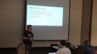 Eric Mann: Building a WordPress Plugin