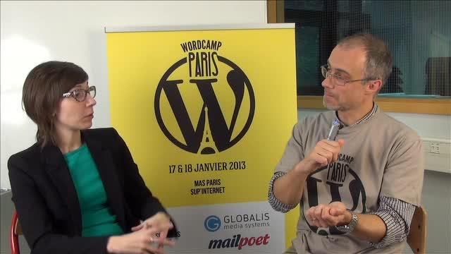 Interview : Cédric Motte, orateur de la conférence « Sans contenu, WordPress n'est rien »