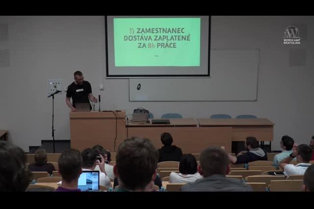 Roman Hraška: Inšpiratívny talk o tom, ako sa nenechať zdierať