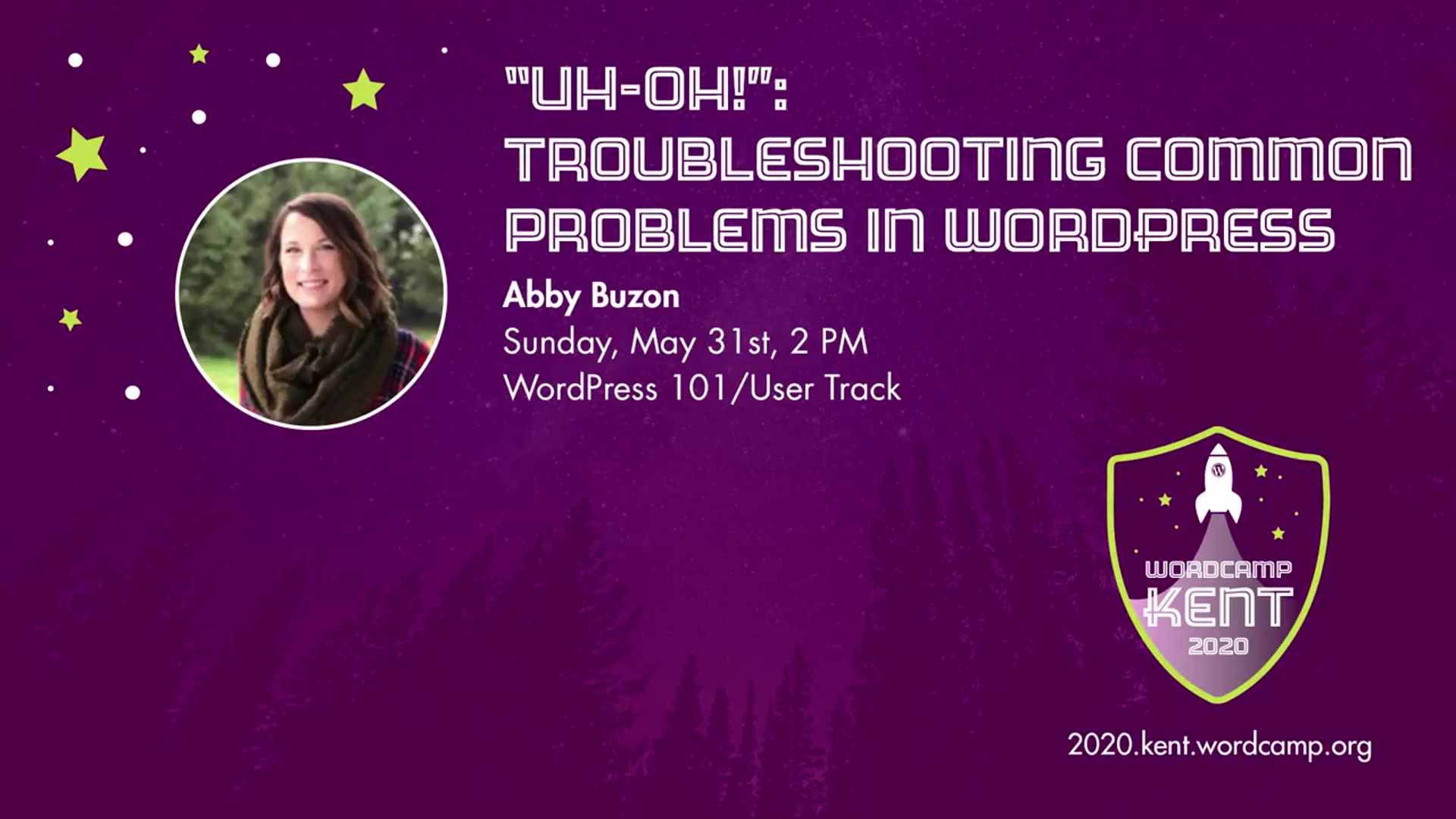 Abby Buzon: Troubleshooting Common Problems in WordPress