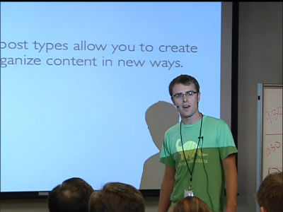 Devin Price: Custom Post Types