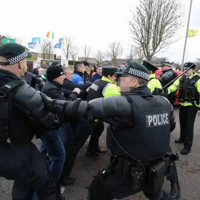 Protest Against Police Brutality- 28/04/18