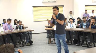 Nirmal Desai: Contributing to WordPress.tv