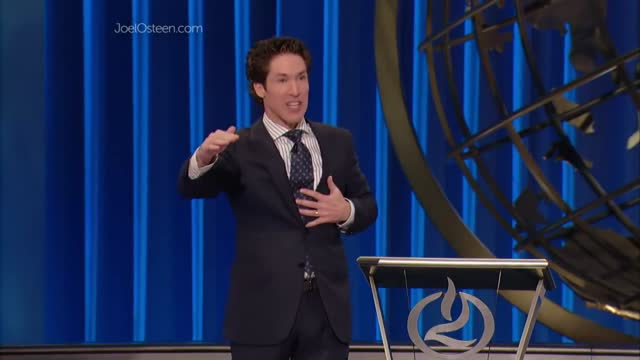 Peaceful On Purpose By Joel Osteen The Muslim Times