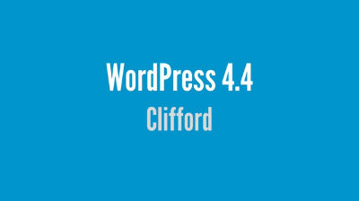 "Introducing WordPress 4.4 ""Clifford"""